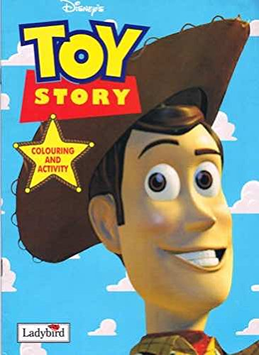 Toy Story: Colouring and Activity Book 1 (Disney: Classic Films)