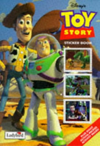 9780721437743: Toy Story: Movie Storybook