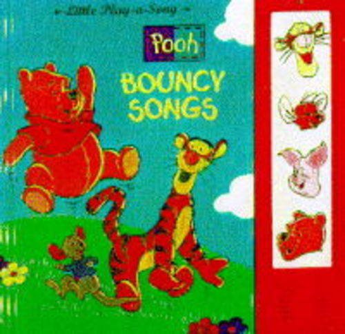 9780721437897: Pooh: Bouncy Songs (Little Play-a-song S.)