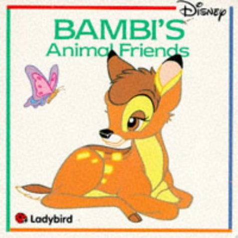 9780721441320: Bambi's Animal Friends (Board Books)