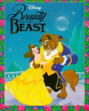 9780721441412: Beauty and the Beast (Disney Gift Books)