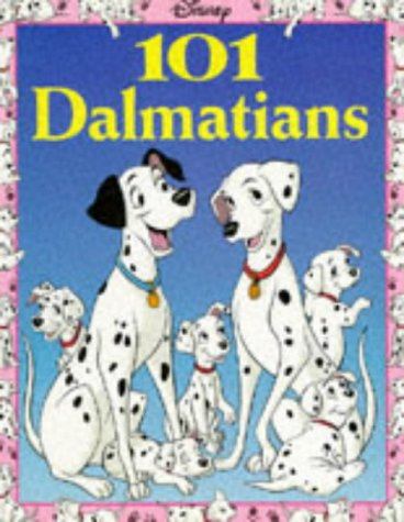 9780721441955: Hundred and One Dalmatians (Disney Gift Books)