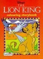 9780721443072: The Lion King (Colouring Storybook)