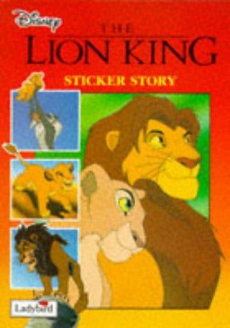 9780721444338: The Lion King (Disney Sticker Storybooks)