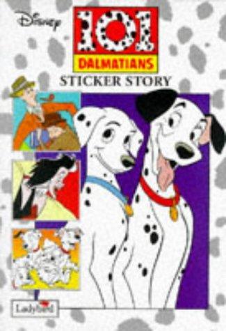 9780721444345: Hundred and One Dalmatians (Disney Sticker Storybooks)