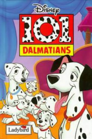 9780721444697: Hundred and One Dalmatians (Ladybird Disney Easy Reader)
