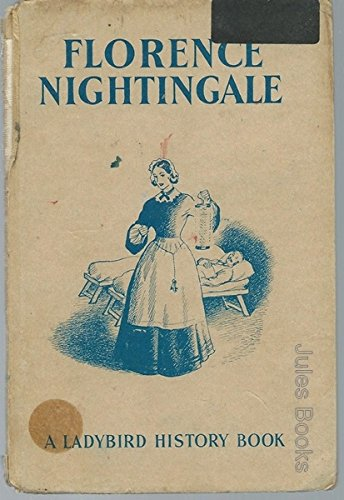 9780721445199: Florence Nightingale (Ladybird history series 561)