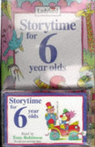 9780721449463: Storytime for 6 Year Olds (Storytime Collection) (English and Spanish Edition)