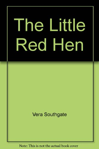 9780721450100: The Little Red Hen (Well Loved Tales)