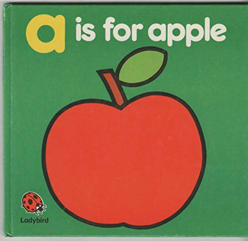 9780721450520: A Is for Apple (Square Books)