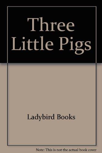 9780721450599: Three Little Pigs