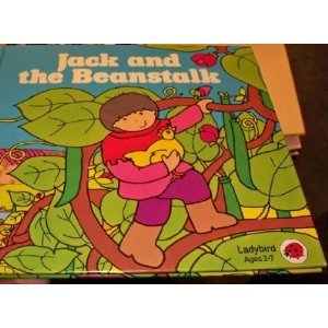 9780721450612: Jack and the Beanstalk (First Fairy Tales Series, No S852-4)