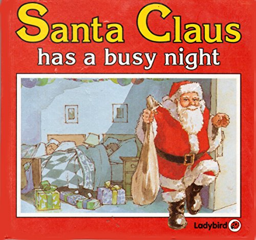 9780721450773: Santa Claus Has a Busy Night (Series S808)