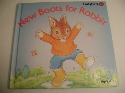 New Boots for Rabbit: Hammond, Lucille