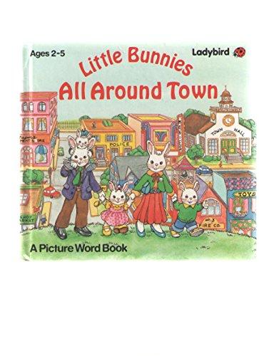 Little Bunnies Around Town: Norma Daniels