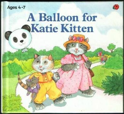 A Balloon for Katie Kitten: Ladybird Books; Stimson, Joan