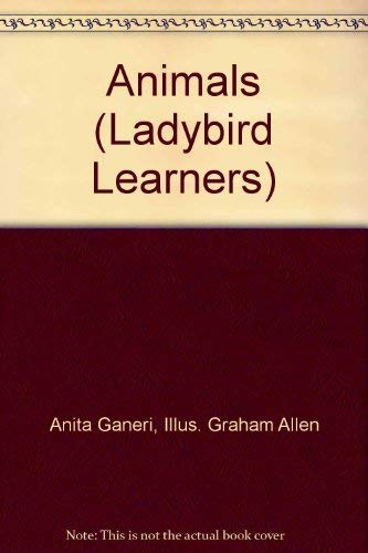 9780721453231: Animals (Ladybird Learners)