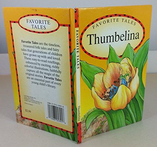 Thumbelina (Ladybird Favorite Tales): Andersen, Hans Christian