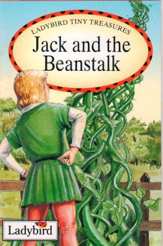 9780721454191: Jack and the Beanstalk Ladybird Tiny Treasures (Ladybird Tiny Treasures)