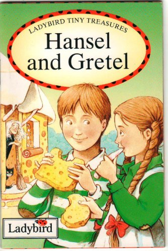 9780721454238: Hansel and Gretel (Ladybird Tiny Treasures)