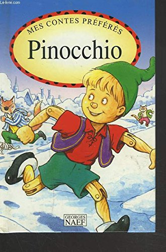 9780721454498: Pinocchio (Favorite Tales Series)