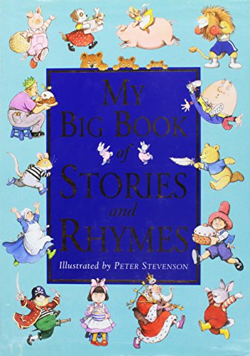 9780721455518: My Big Book of Stories and Rhymes