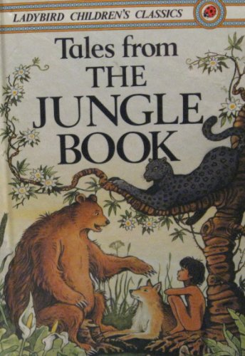 9780721456126: Tales From The Jungle Book (Ladybird Picture Classic)