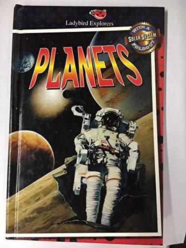 9780721456829: Planets (Ladybird Explorers Series)