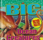 9780721456898: Big Ocean Creatures (Explorer, First, Ladybird)