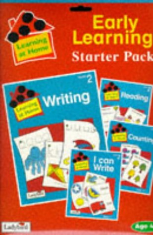 9780721462769: Early Learning Pack: I Can Write / Writing / Reading / Counting (First learning pack 2)