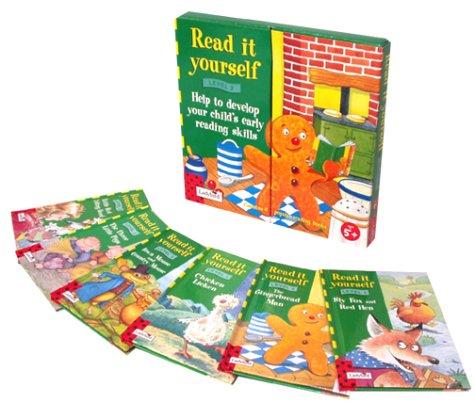 9780721467603: Ladybird Read it Yourself: 5-6 Years Level 2