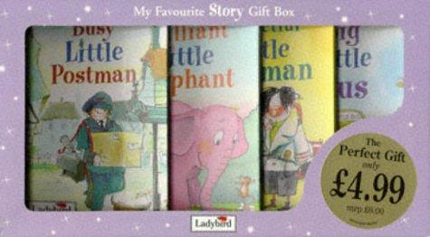 9780721472089: Little Stories Gift Box: One Big Little Bus/Little Postman/Little Fireman/Little Brilliant Elephant