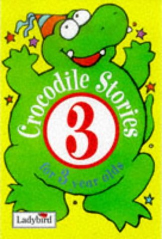 9780721472843: Crocodile Stories for 3 Year Olds (Animal Funtime) (English and Spanish Edition)