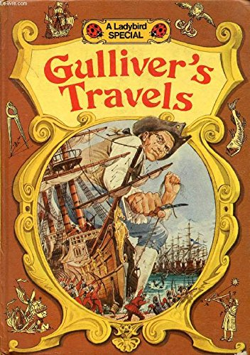 9780721475028: Gulliver's Travels (Ladybird specials)