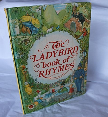 9780721475134: Ladybird Book of Rhymes