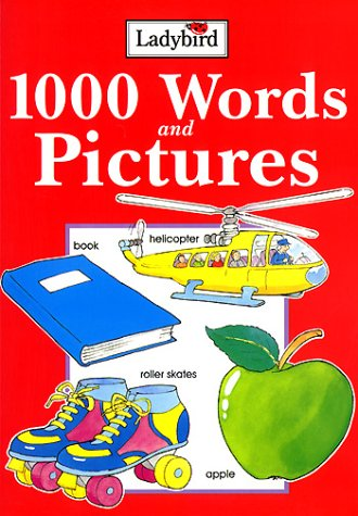 9780721475592: 1000 Words And Pictures (LADYBD/SL4)