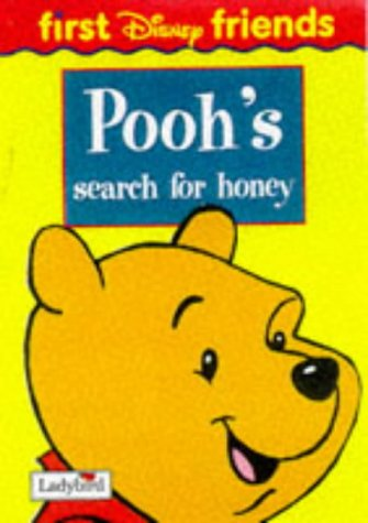 9780721476636: Pooh's Search for Honey (First Disney Friends)