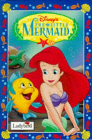 The Little Mermaid (Disney Book of the: Andersen, Hans Christian