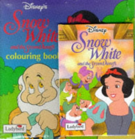 Snow White and the Seven Dwarfs (9780721477275) by Ladybird