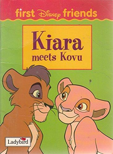 Kiara Meets Kovu (First Disney Friends)