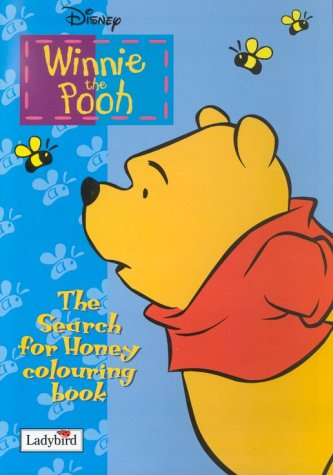 9780721478142: Pooh's Search for Honey (Disney's Colour with Winnie the Pooh)