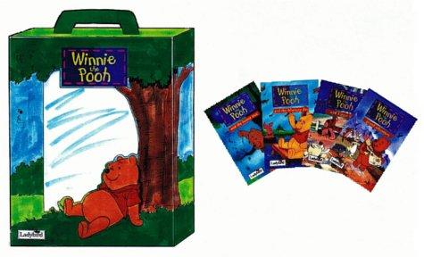 """9780721478654: My Favourite Winnie the Pooh Gift Box: """"Winnie the Pooh and the Honey Tree"""", """"Winnie the Pooh and the Blustery Day"""", """"Winnie the Pooh and Tigger Too"""", ... Grand Adventure"""" (Disney Easy Reader S.)"""