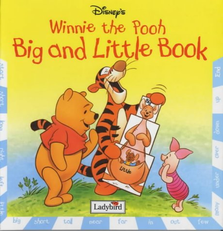 Pooh's Big and Little (Winnie the Pooh): DISNEY