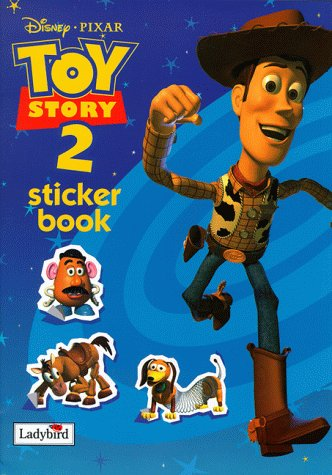 9780721479347: Toy Story 2: Sticker Activity Book (Disney: Film & Video)