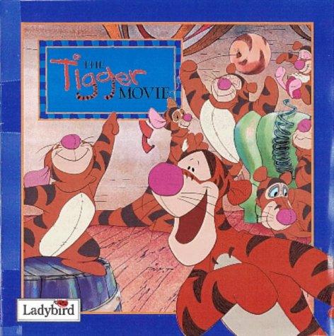 The Tigger Movie (Disney Read-to-me Plus) (9780721479552) by Ladybird