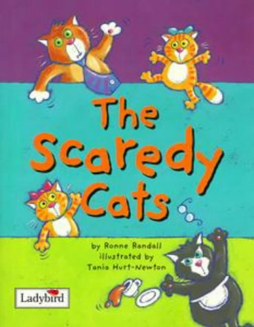 Scaredy Cats (Animal Allsorts) (0721480365) by Ronne Randall