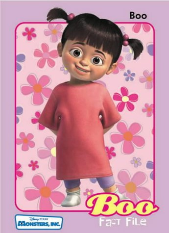 9780721481104: Monsters, Inc.: Fact File:Boo (Disney: Film & Video)