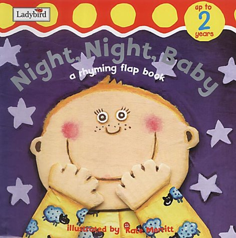 9780721481357: Night Night Baby (ltf): A Rhyming Flap Book (Touch & Feel)