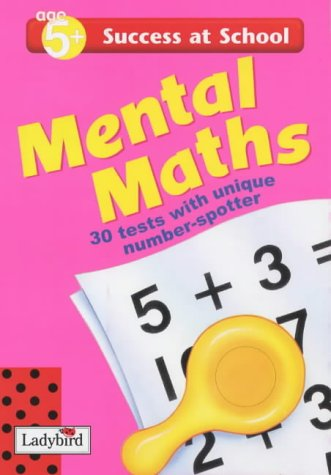 9780721481494: Mental Maths: 5+ Years Bk.1 (Success at School)