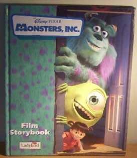 9780721481753: 'MONSTERS, INC: FILM STORYBOOK'